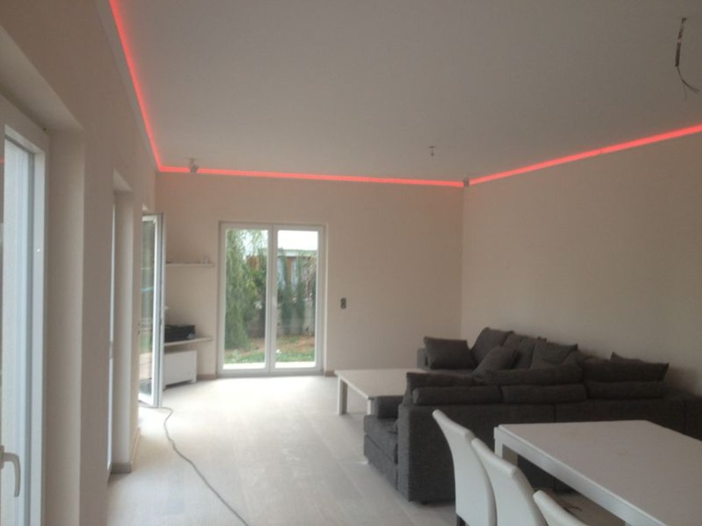 indirekte beleuchtung stuck styropor kreative ideen f r. Black Bedroom Furniture Sets. Home Design Ideas